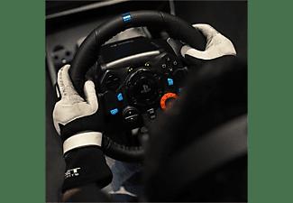LOGITECH G29 Driving Force-Rennlenkrad für PS5/PS4 und PC, Schwarz