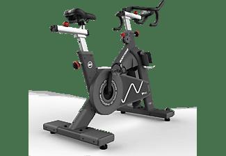 Bicicleta estática - BodyTone BT Watts WT1, 5 zonas de potencia, Bluetooth, Compatible con MyBodyTone®, Negro