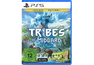 Tribes of Midgard (Deluxe Edition) - [PlayStation 5]