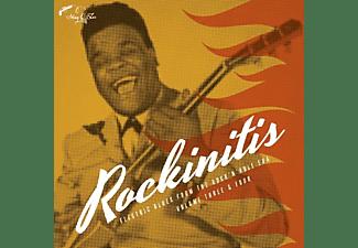 VARIOUS - Rockinitis 03+04 [CD]