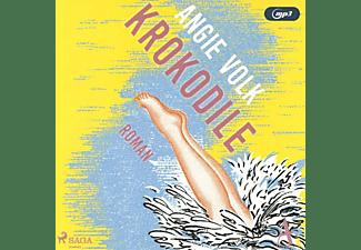 Alexandra Sagurna - Krokodile  - (MP3-CD)