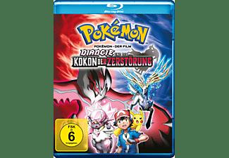 Pokemon-Diancie Und Der Kokon Der Zerstörung [Blu-ray]