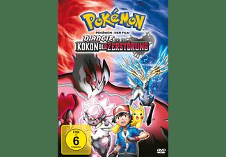 Pokemon-Diancie Und Der Kokon Der Zerstörung [DVD]