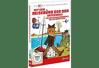 Die DDR in Originalaufnahmen - Mit dem Reisebüro der DDR unterwegs - Von der Schwarzmeerküste bis zur Hohen Tatra DVD