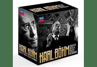 Karl Böhm - Complete Decca & Philips Recordings [CD + Blu-ray Audio]