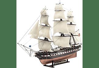 REVELL Model Set USS Constitution Modellbausatz, Mehrfarbig