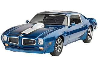 REVELL Model Set 1970 Pontiac Firebird Modellbausatz, Mehrfarbig
