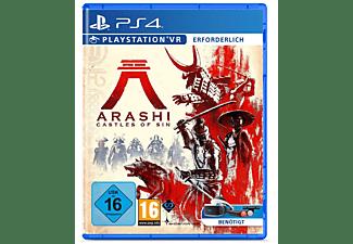 Arashi Castle of Sin - [PlayStation 4]