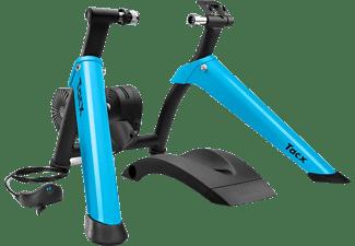 Rodillo de entrenamiento - Tacx Boost Roller Trainer, Para bicicleta, 8 Imanes permanentes, 10 Niveles, Azul
