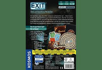 KOSMOS EXIT - Die unheimliche Villa Familienspiel