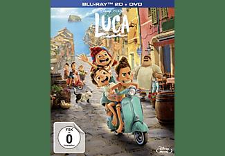 Luca Blu-ray + DVD