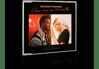 Helene Fischer Feat. Luis Fonsi - Vamos A Marte [5 Zoll Single CD (2-Track)]