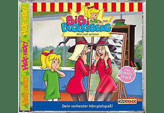 Bibi Blocksberg - Folge 140: Alles voll verhext  - (CD)