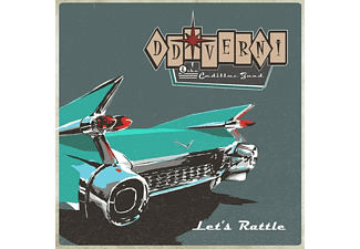 D.D.Verni & The Cadillac Band - Let's Rattle  - (CD)