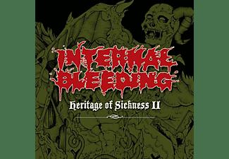 Internal Bleeding - Heritage Of Sickness 2 [CD]