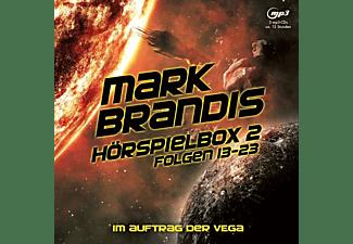 Mark Brandis - Hörspielbox 2-Im Auftrag Der Vega  - (MP3-CD)