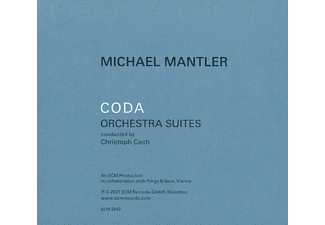 Michael Mantler - CODA ORCHESTRA SUITE  - (CD)