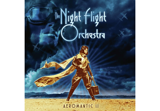 The Night Flight Orchestra - Aeromantic II [Vinyl]