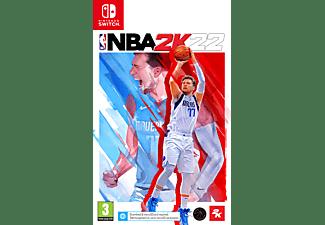 NBA 2K22 FR/UK Switch