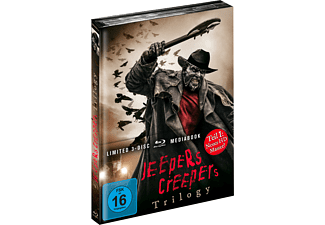 Jeepers Creepers Trilogy Ltd. [Blu-ray]