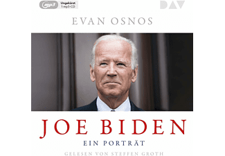 Evan Osnos - Joe Biden: Ein Porträt  - (MP3-CD)