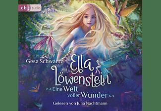Gesa Schwartz - Ella Löwenstein - Eine Welt voller Wunder  - (CD)