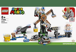 LEGO 71390 Reznors Absturz – Erweiterungsset Bausatz, Mehrfarbig
