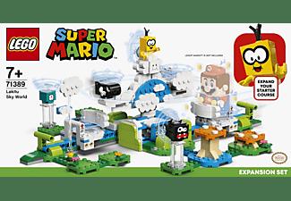 LEGO 71389 Lakitus Wolkenwelt – Erweiterungsset Bausatz, Mehrfarbig