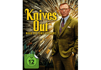 Knives Out - Mord ist Familiensache 4K Ultra HD Blu-ray