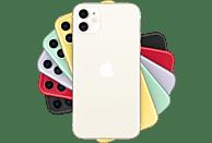 "Apple iPhone 11, Blanco, 128 GB, 6.1"" Liquid Retina HD, Chip A13 Bionic, iOS"