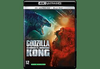 Godzilla VS Kong - 4K Blu-ray