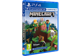 PS4 Minecraft (Ed. Starter Collection)