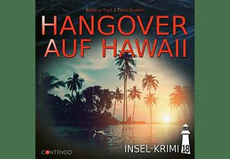 Insel-krimi - Insel-Krimi 18 - Hangover Auf Hawaii  - (CD)