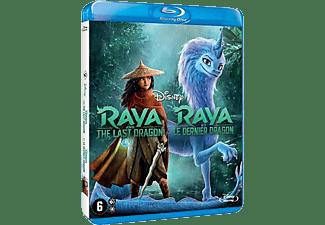 Raya Et Le Derneir Dragon - Blu-ray