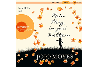 Luise Helm - Mein Herz in Zwei Welten (SA)  - (MP3-CD)