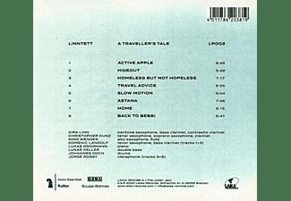 Linntett - A Traveller's Tale  - (CD)