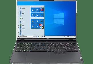 LENOVO Gaming Notebook Legion 7 16ACHg6, R7-5800H, 16GB, 512GB, RTX 3060, 16 Zoll WQXGA 165Hz, Storm Grey