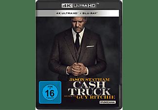 Cash Truck 4K Ultra HD Blu-ray + Blu-ray
