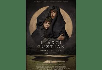 Ilargi Guztiak. Todas Las Lunas - Blu-ray
