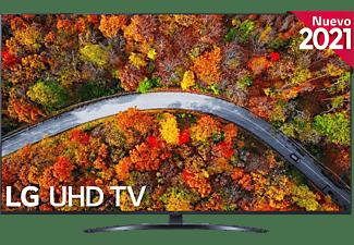 "TV LED 65"" - LG 65UP81006LR, UHD 4K, 4K Quad Core, Smart TV, HDR, Wi-Fi"