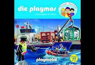 Die Playmos - Die Playmos-(77)Schmuggler Im Hafen  - (CD)