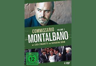 Commissario Montalbano - Vol. 1 [DVD]
