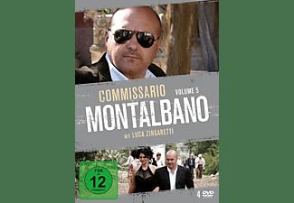 Commissario Montalbano - Vol. 5 [DVD]