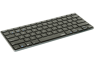 RAPOO E6080BT Bluetooth Tastatur Ultra-Slim
