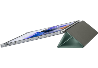 "HAMA Tablet-Case Fold Clear für Samsung Galaxy S7 FE/S7+ 12.4"", Grün"
