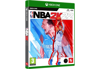 Xbox One NBA 2K22