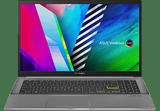 ASUS Vivobook S15 OLED (S533EA-L11012T), Notebook mit 15,6 Zoll Display, Intel® Core™ i5 Prozessor, 16 GB RAM, 512 GB SSD, Intel Iris Xe Grafik, Schwarz
