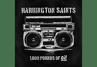 Harrington Saints - 1000lbs Of Oi  - (Vinyl)