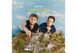Aquilo - A Safe Place To Be [CD]