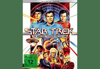Star Trek I-IV - 4-Movie Collection 4K Ultra HD Blu-ray + Blu-ray